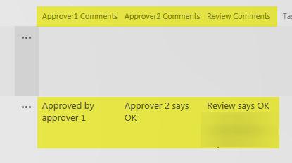 ListView Comments
